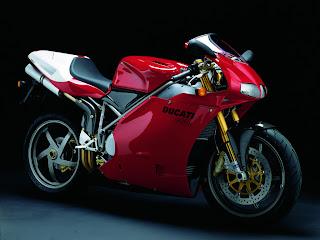 Ducati 996 R Wallpaper
