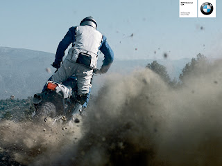 BMW HP2 Enduro 2006 Wallpapers