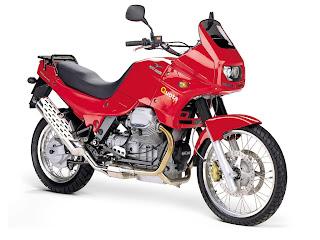 Moto Guzzi Quota-1100-ES