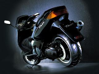 Yamaha Tmax Scooter