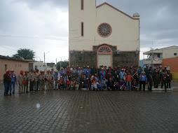 Encontro Esatdual dos Bacamarteiros de Pernambuco