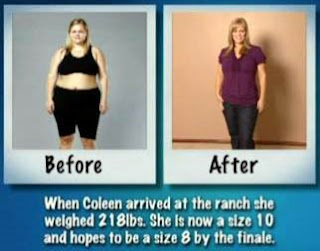Coleen Skeabeck Before and After
