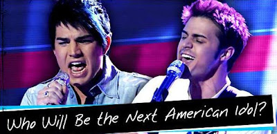 Adam Lambert and Kris Allen - Who Will Be The Next American Idol?