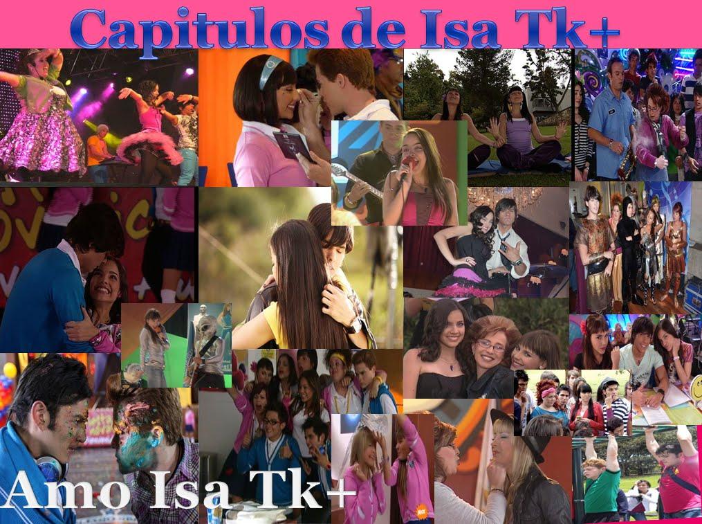 Capítulos de Isa Tk+