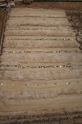 I have just found some pretty vintage Handira (Berber wedding blankets) and .
