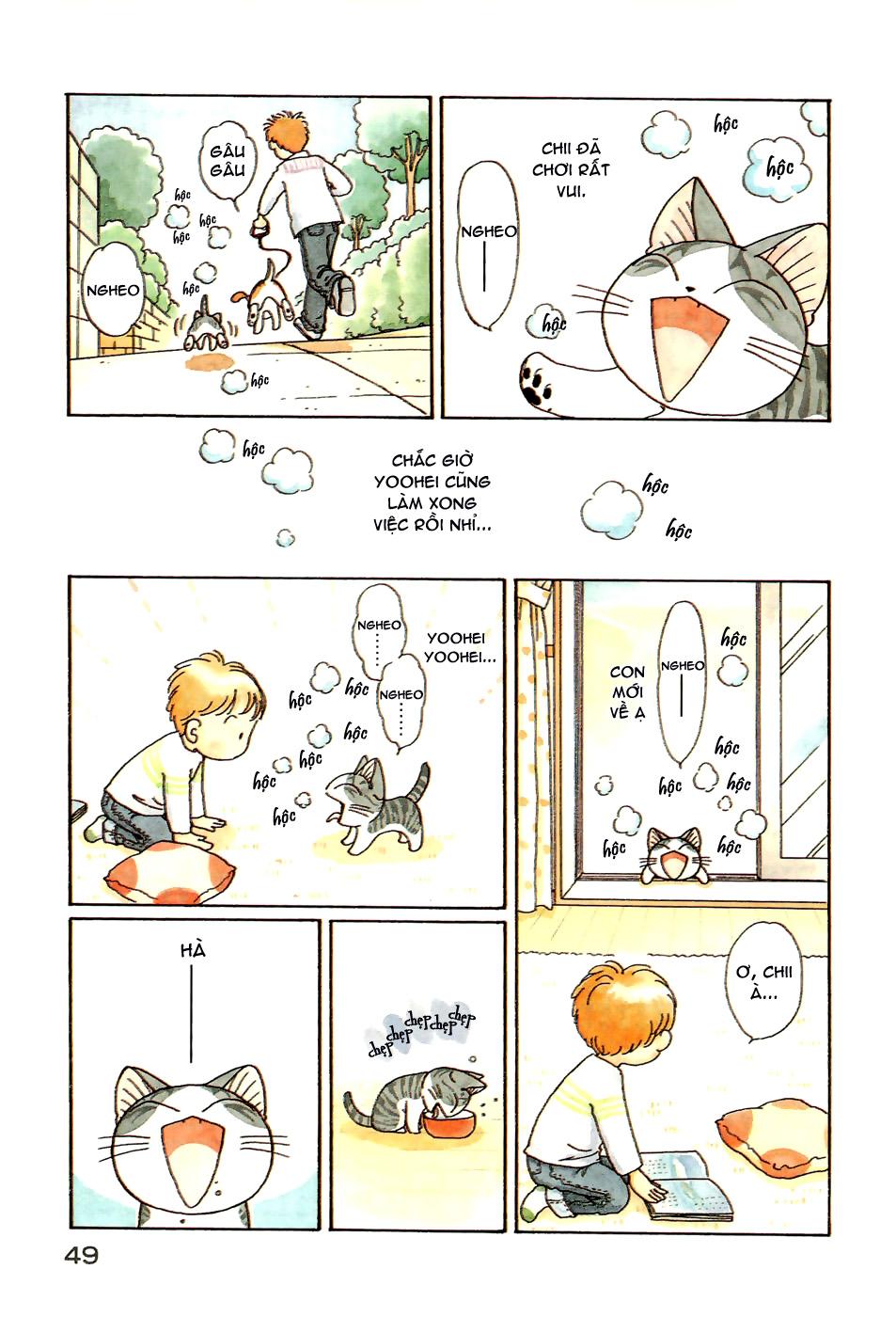 Chiis Sweet Home chap 98 - Trang 7