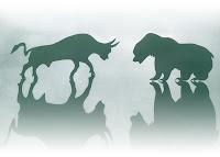 toros contra osos