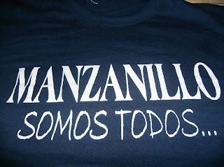Camiseta oficial del torneo de la Liga Manzanillera