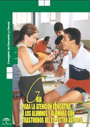 Guía de atención educativa para alumnado con Necesidades Educativas Especiales