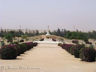 El Alamein War Cemetary