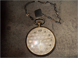 Lanco Chronometre Pocket watch