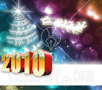 Happy New Year 3D Wallpaper