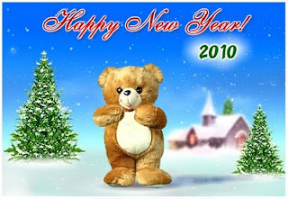teddy wallpaper for new year