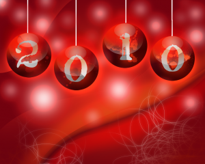 red theme based new year pictures