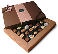 new year chocolate box wallpaper
