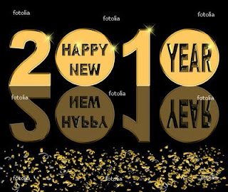 Download 2010 New Year Wallpaper
