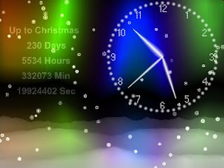 new year 3d countdown