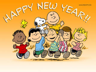 Snoopy New Year Pictures