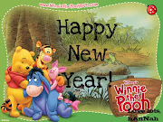1. (winnie the pooh new year wallpapers)
