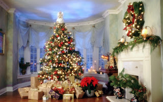 Christmas New Year Tree Wallpapers