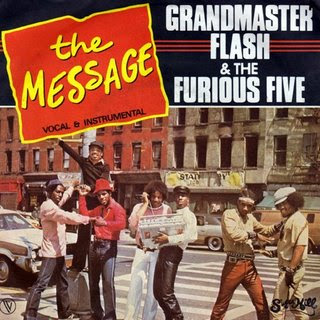 Grandmaster Flash & The Furious Five – The Message (1982)[INFO]