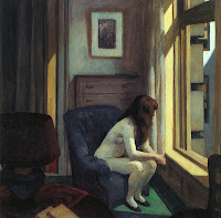 Edward Hopper - Eleven AM