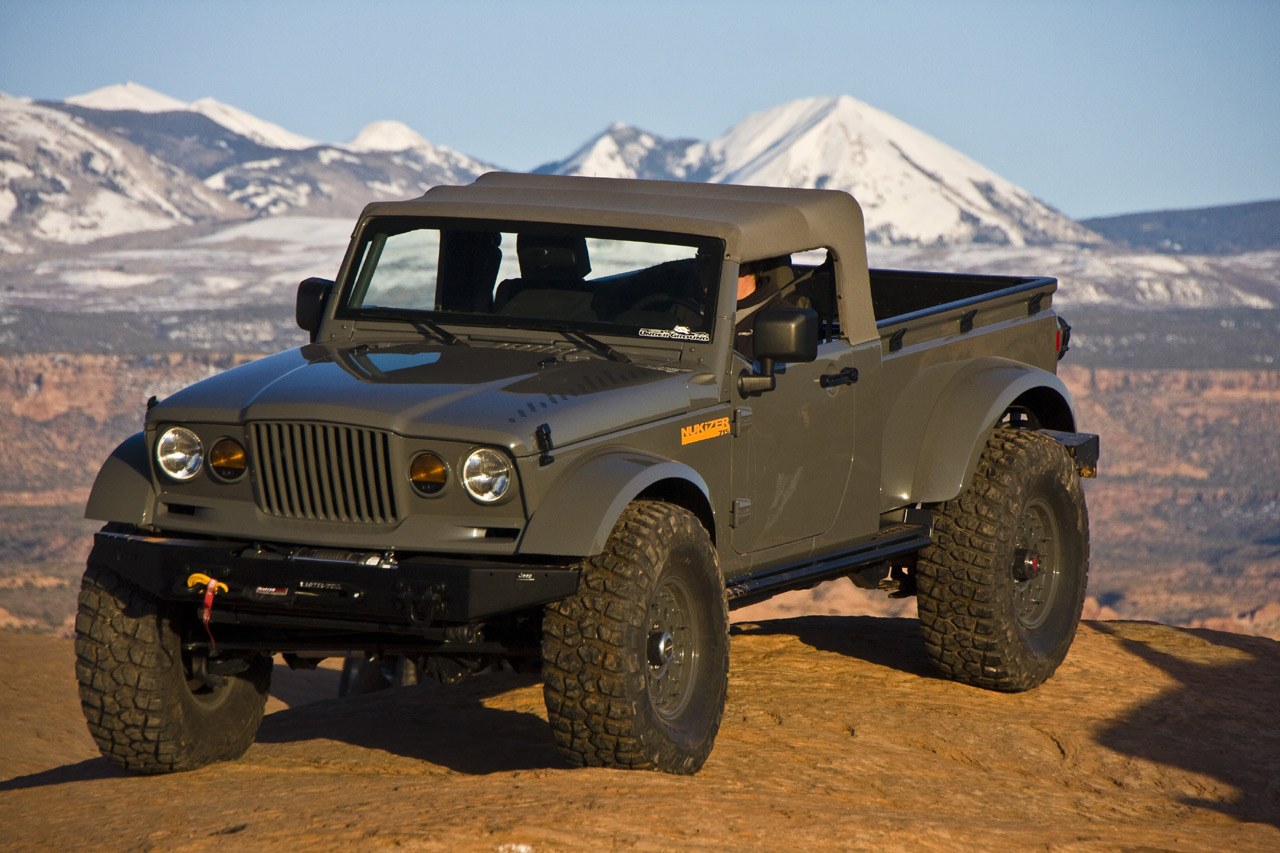 2010 Easter Jeep Safari Concepts