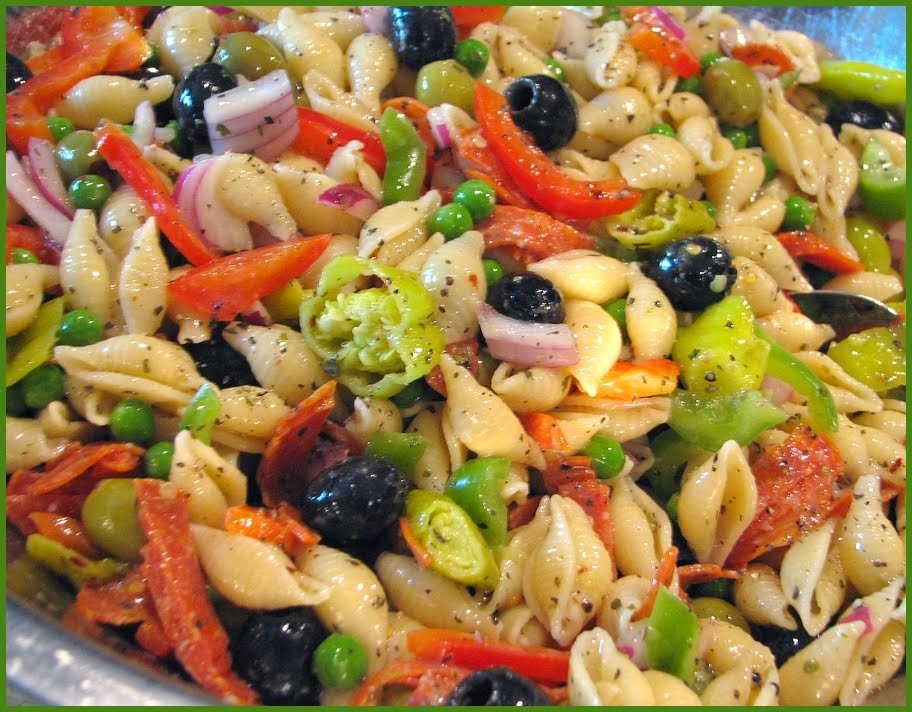 Fat Johnny 39 S Front Porch Hot Weather Cold Pasta Salad