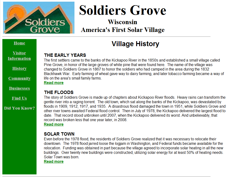 soldiers grove guys Topsoil soldiers grove, wi topsoil soldiers grove, wi has the best topsoil prices in soldiers grove, wi.