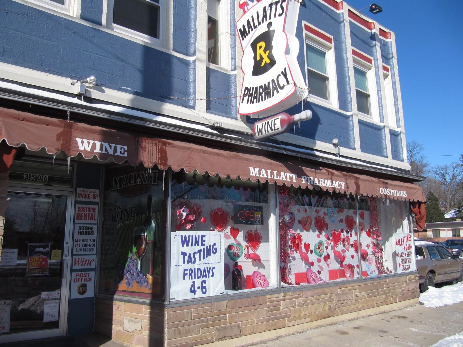 Is Madisons Mallatts Pharmacy Making >> Retiring Guy First Visit To Mallett S Pharmacy Monroe Street