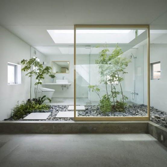 Arquitectura arquidea casa minimalista al 99 for Casa minimalista japon