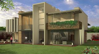 fachadas 3d