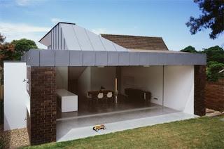 bungalow minimalista