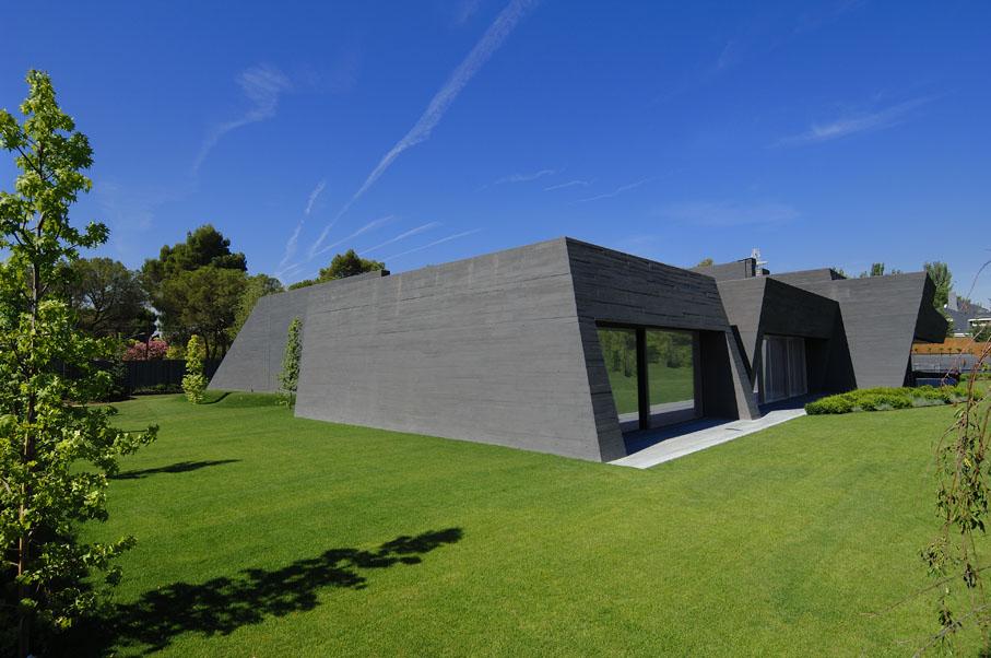 Arquitectura arquidea casa minimalista for Arquitectura minimalista casas