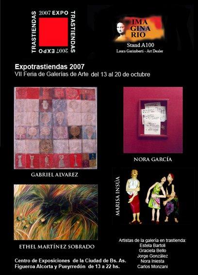 Imaginario - Expotrastiendas 2007