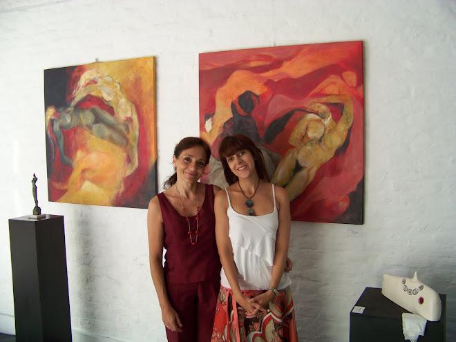 Muestra Las musas de Goya  - Curaduría Laura Garimberti