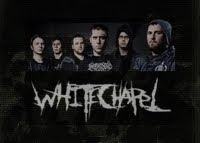 Whitechapel Official Myspace