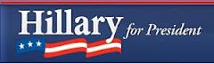 Hillary for President!!!
