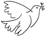 Esta semana celebramos el día de la paz. Durante un tiempo hemos trabajado . paloma bde bla bpaz