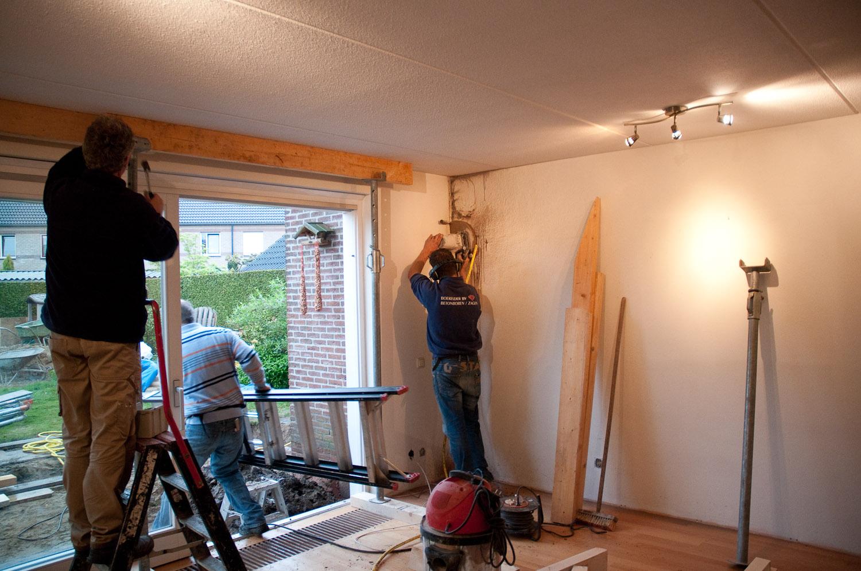 Sanne & floortje maathuis: verbouwingsupdate 1