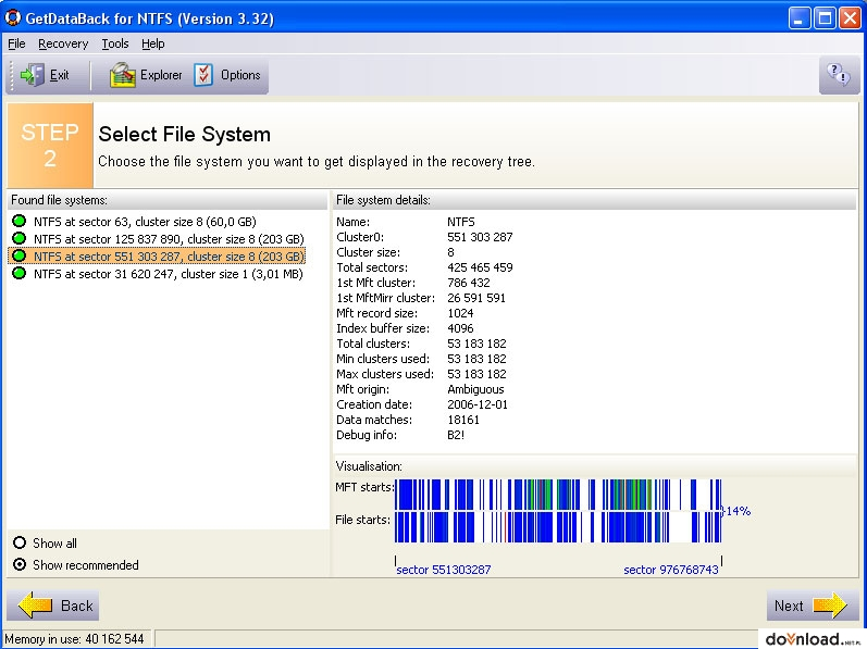 Getdataback for ntfs инструкция-Восстановление удаленных файлов с помощью G