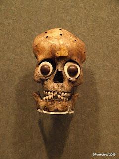 calaveras, México, Museo Nacional de Antropología