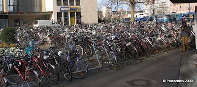 Alemania, Bicicletas, Heidelberg
