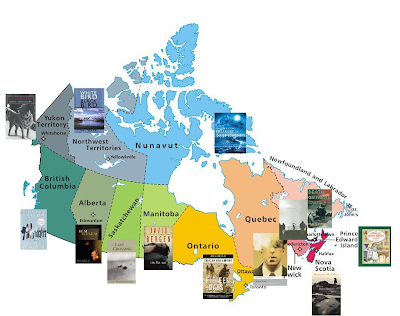 The book mine set the canadian book challenge 3 the prizes the participant who reads the most books and leaves links for reviews up to and including july 1st 2010 will receive a book from each province and gumiabroncs Gallery