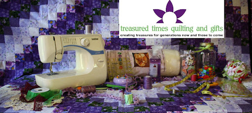 Treasured Times Quilting and Gifts