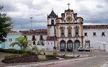 Igreja de N. Srº Rainha dos Anjos - Penedo-AL