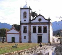 Igreja de Santa Rita - Parati-RJ