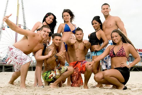jersey shore cast season 4. jersey shore season 4 house.