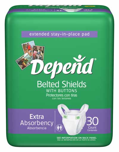 Depend Belted Undergarments
