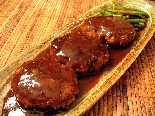 Hamburg Steak (Hambagu) Recipes — Dishmaps